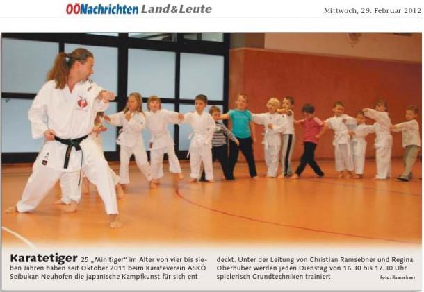 OÖN-Karatetiger