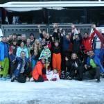 Skitag Riesneralm SeiBuKan Neuhofen