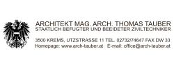 Architekt Tauber